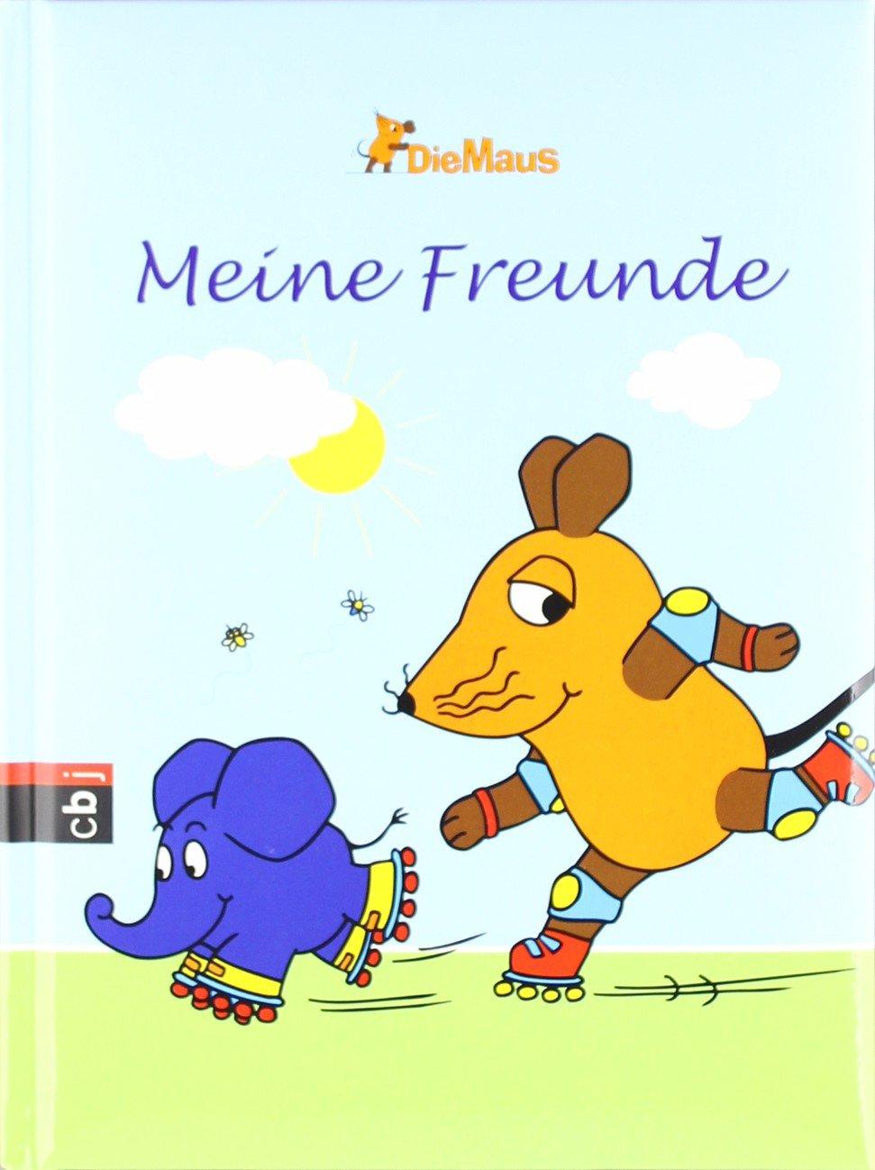 Die Maus - Meine Freunde: Band 2