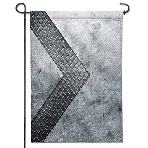 SCOCICI1588 Garden Flag metal background Spring Summer Yard