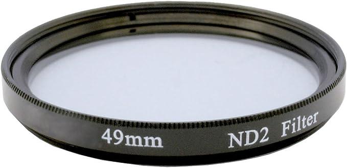 pa/ño de Limpieza Microfibra NEX-5 NEX-7 NEX-F3 y Mucho m/ás smardy 49mm Filtro Polarizador CPL para Sony Alpha 3000 Alpha 7R NEX-C3 NEX-5R NEX-5N NEX-3