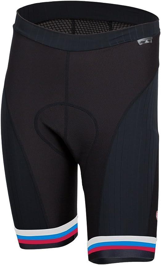 Bellwether Men/'s Cycling Coldflash Bib Short Black XL