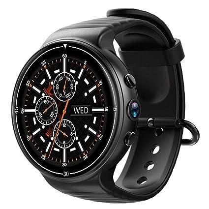 FANZIFAN Reloj Inteligente 4G Smart Watch Android 7.0 LTE 4 ...