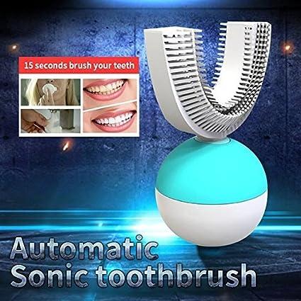 cepillo de dientes eléctrico automático yiitay inalámbrica carga por ultrasonido Toothbrush No mano inteligente Cepillo de