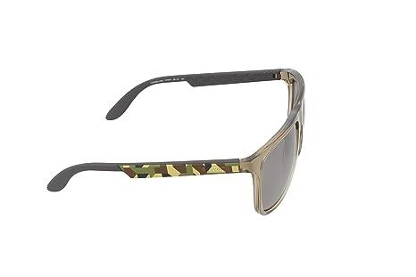 Carrera 5003 T4 6YN 58, Montures de lunettes Mixte Adulte, Gris  (Grey Black),  Amazon.fr  Vêtements et accessoires 92cdd93c7704