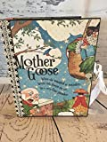 Handmade Mother Goose Nursery Rhythms Child Photo Album