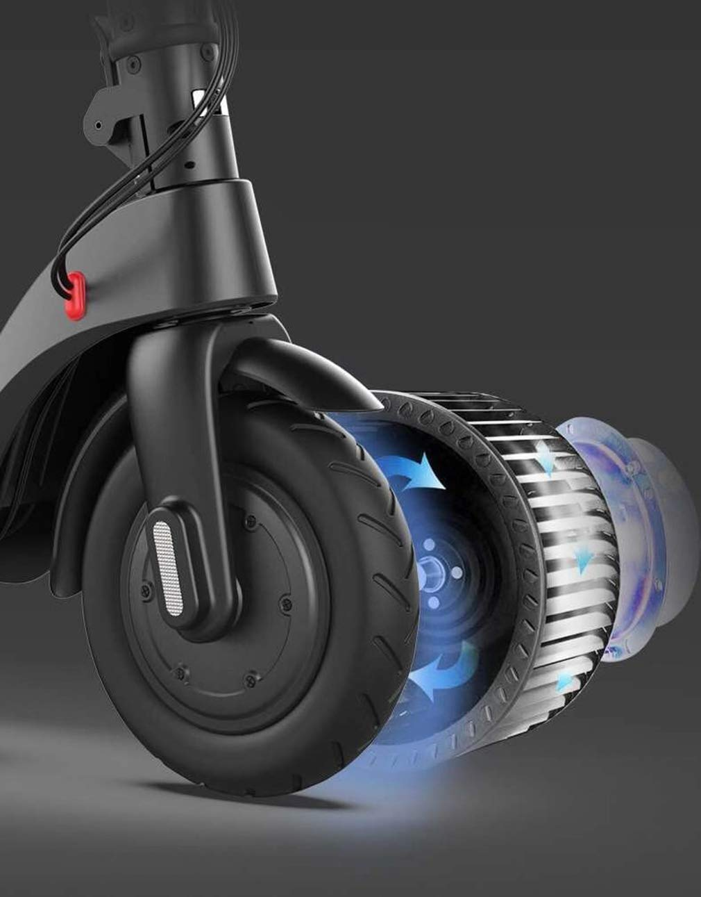 E-Scooter Mi Aluminum Pro Electric Scooter,Easy Fold-n-Carry ...