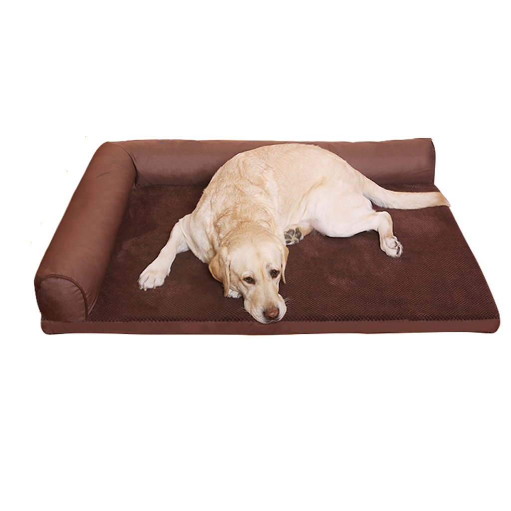 A M.89x68x20cm A M.89x68x20cm Jlxl Pet Pads, Pet Nest Four Seasons Universal Dog Bed Teddy Washable Dog Mat Large Medium And Small Dogs Pets Woofah Sofa Supplies (color   A, Size   M.89x68x20cm)