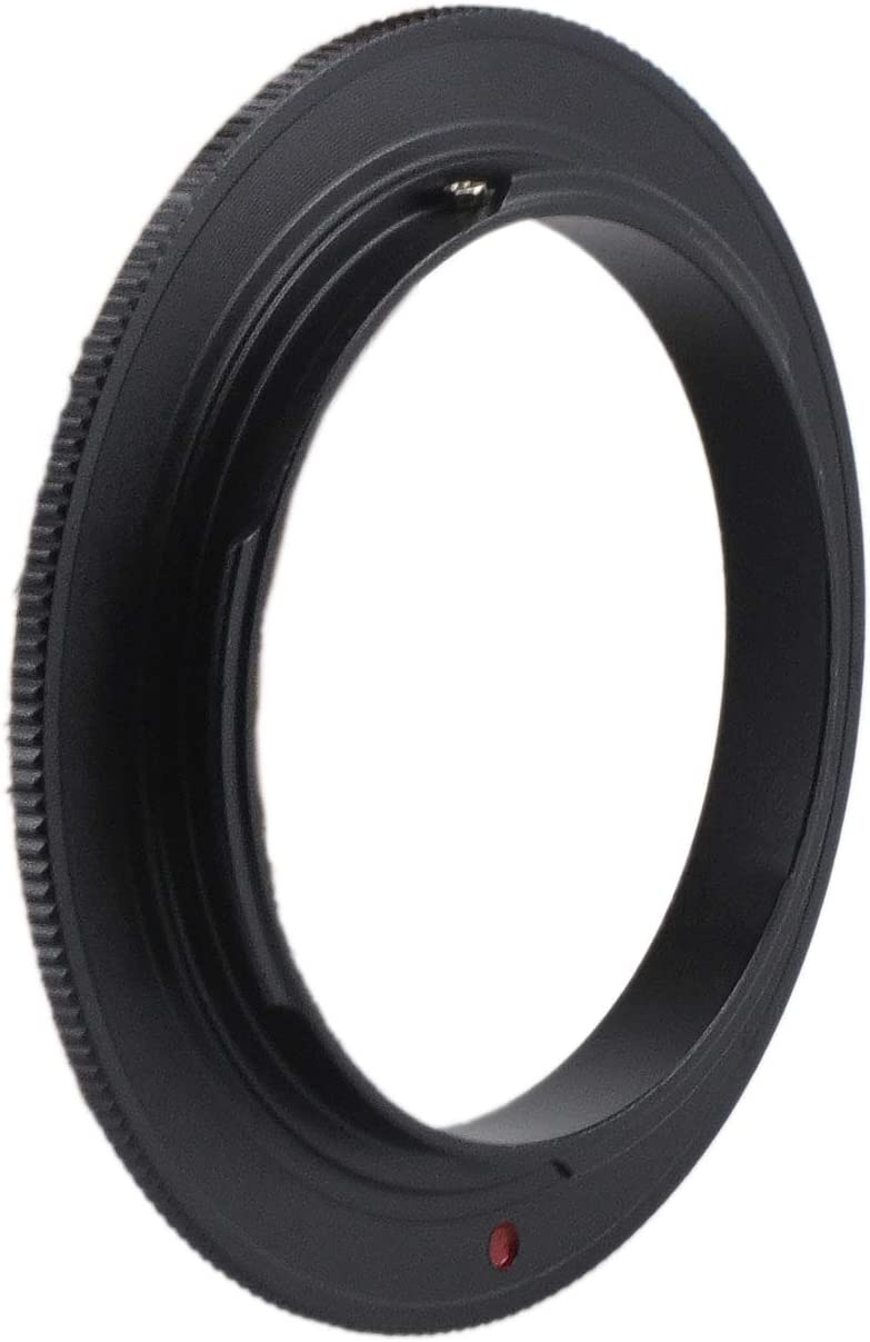 D610 DSLR Cameras D5500,D750,D810,D5300,D3300,Df 52mm Filter Thread Macro Reverse Mount Adapter Ring for Nikon D7500 D7100 D7000 D5600 D5200 D500 D90 D810A,D7200