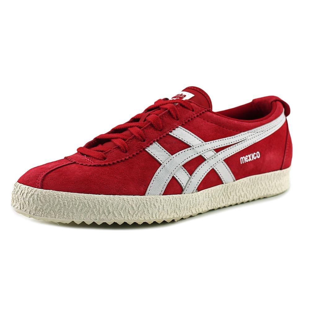 sale retailer 521e6 127b2 Onitsuka Tiger Mens Mexico Delegation Red/White Sneaker - 12