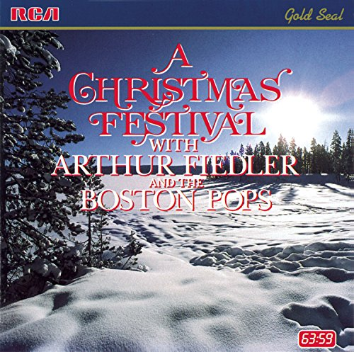 A Christmas Festival with Arthur Fiedler and the Boston Pops