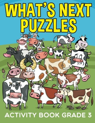 Whats Next Puzzles Activity Grade