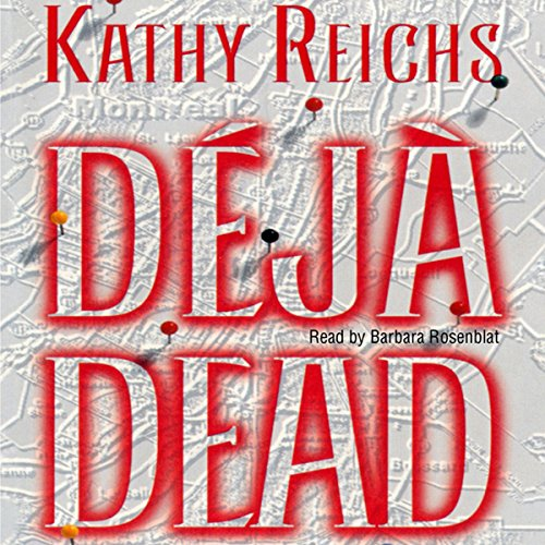 Deja Dead Audiobook [Free Download by Trial] thumbnail