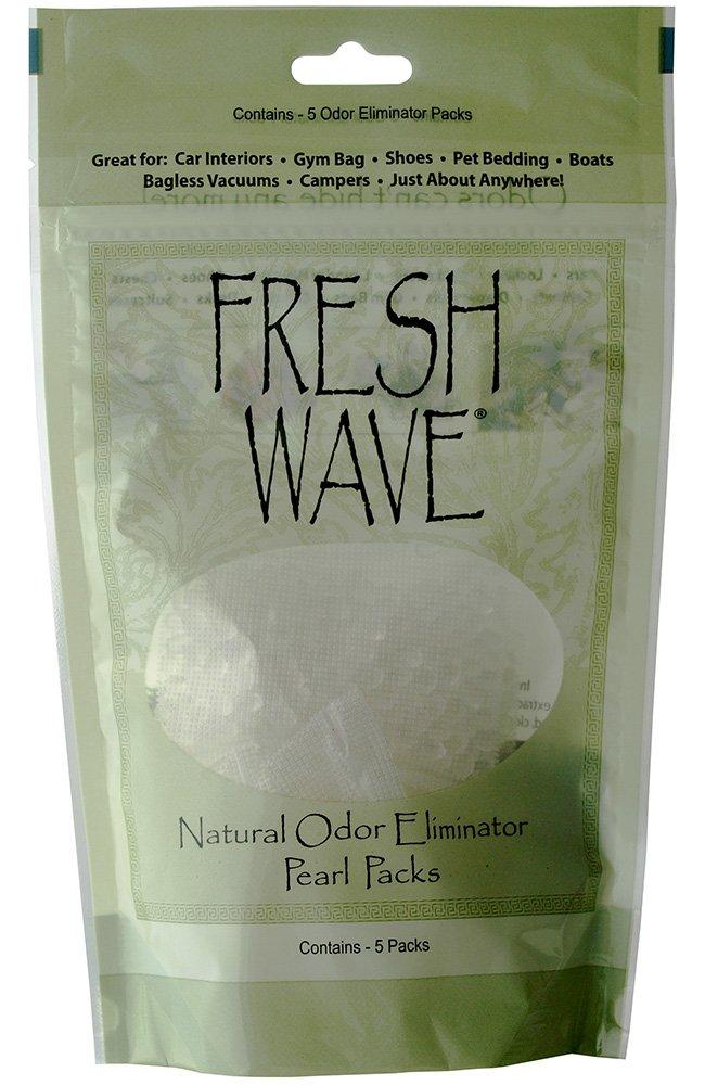 Fresh Wave Odor Neutralizing Sachet Pearl Packs, 5 Sachets