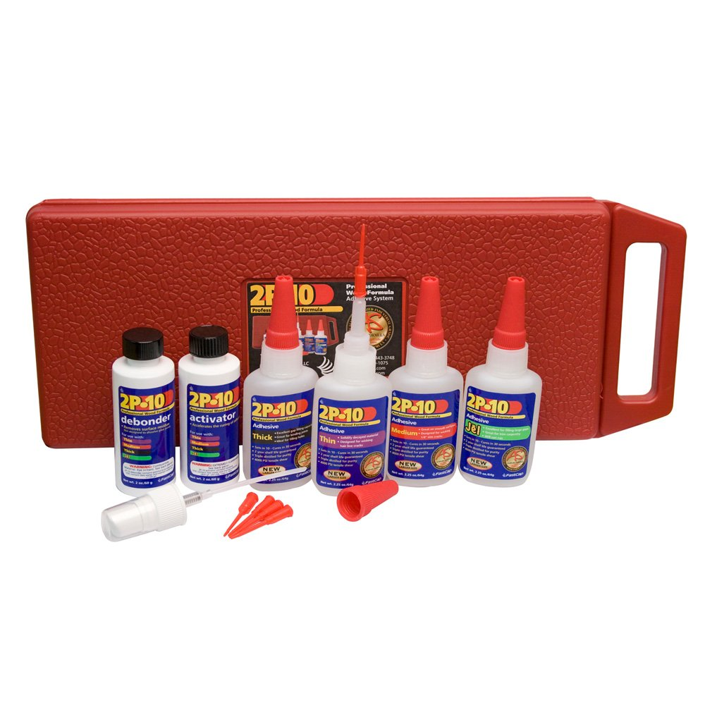 2-P10 Adhesive Kit Fastcap 2-P10KIT