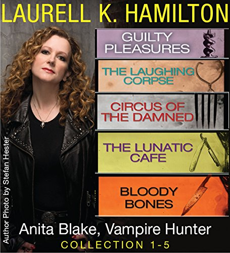Anita Blake, Vampire Hunter Collection ()