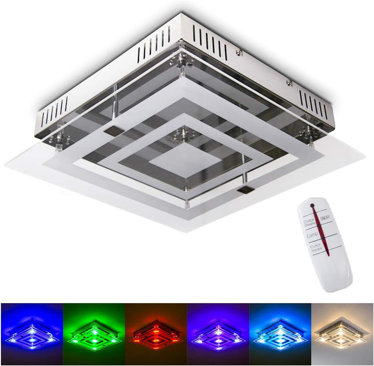 DIMMBAR RGB LED Farbwechsel Leuchte Design Effekt Kinder