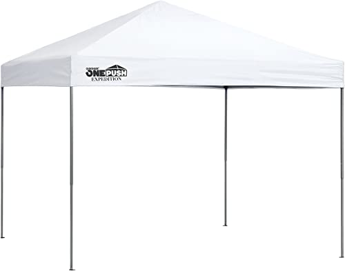 Quik Shade Expedition One Push 10 x 10 ft. Straight Leg Canopy