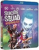 Escuadrón Suicida Version Extendida Blu-Ray Dc Illustrated Steelbook [Blu-ray]