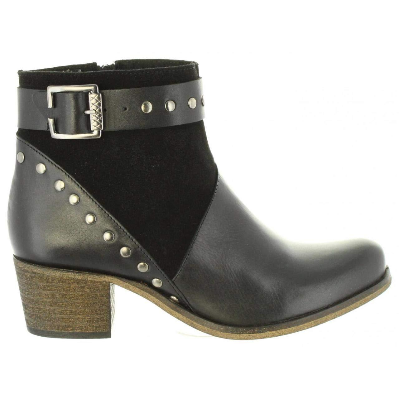 CUMBIA Stiefel für Damen 31085 schwarz