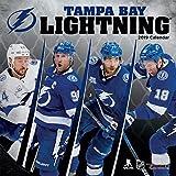 Turner 1 Sport Tampa Bay Lightning 2019 12X12 Team Wall Calendar Office Wall Calendar (19998011956)