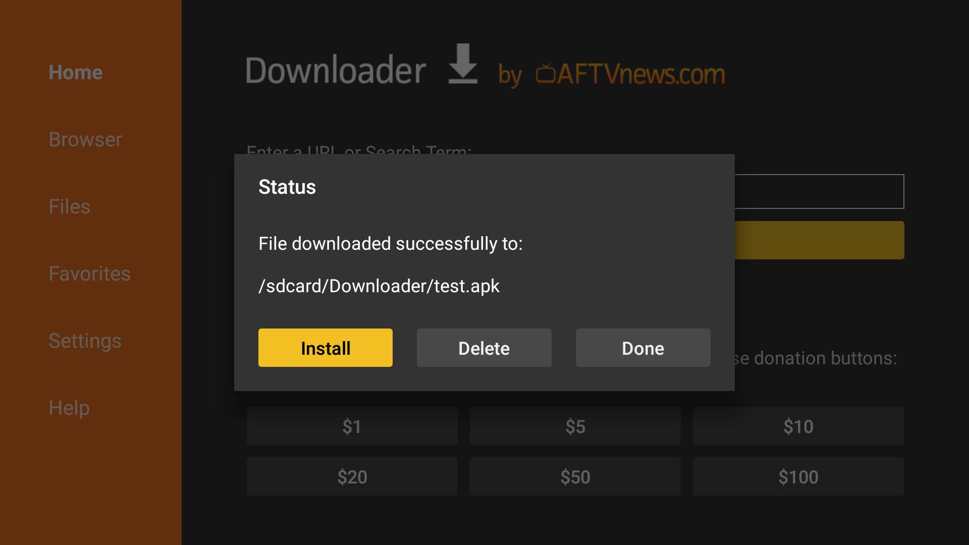 Downloader: Amazon.es: Appstore para Android