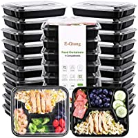 30-Pack E-Gtong Meal Prep Containers 33 OZ