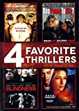 2WO: Thriteen / Too Young to Die / Blindness / Heaven (DVD) - 4 Favorite Thrillers