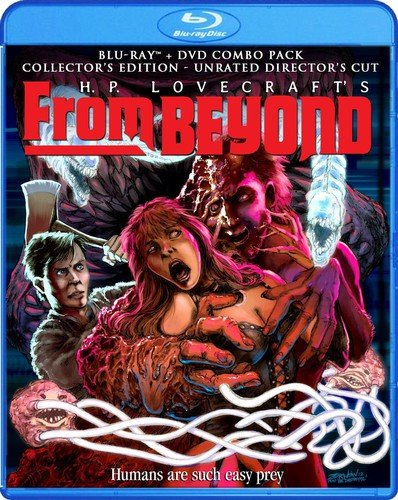 From Beyond (Collector's Edition) [BluRay/DVD Combo] [Blu-ray] (From Beyond Blu Ray)