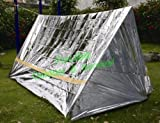 Emergency Tent Emergency Shelter Survival Rescue Tent Camping Shelter Emergency Sun Shelter