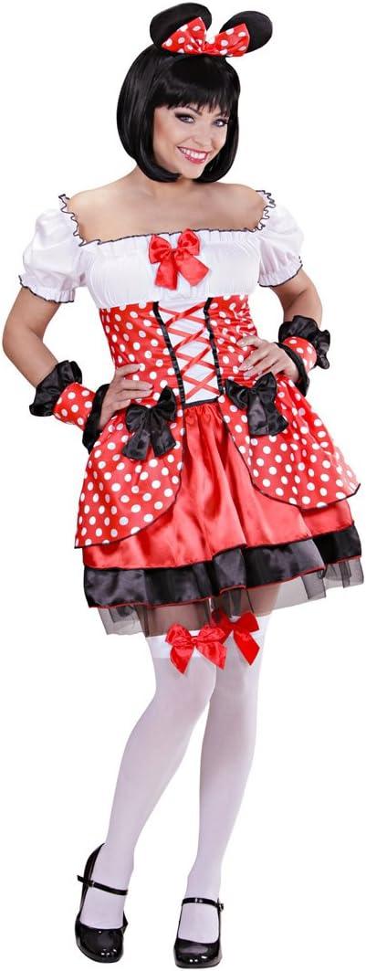 Disfraz de Minnie Mouse ratón para disfraz de ratón para disfraz ...