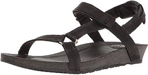 30c2d1a45511 Teva Women s W Ysidro Universal Sandal