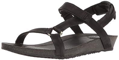 be61dd3e3278 Teva Women s W Ysidro Universal Sandal Black 5 ...