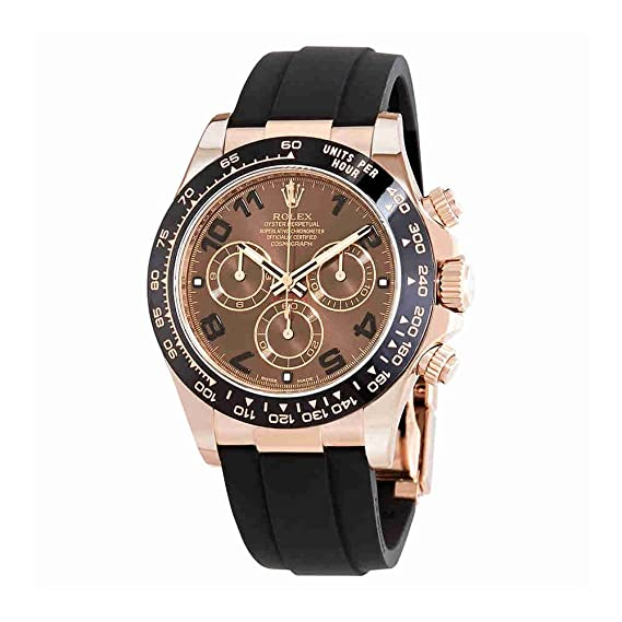 Rolex 116515CHOAR - Reloj de pulsera automático para hombre con cronógrafo Daytona