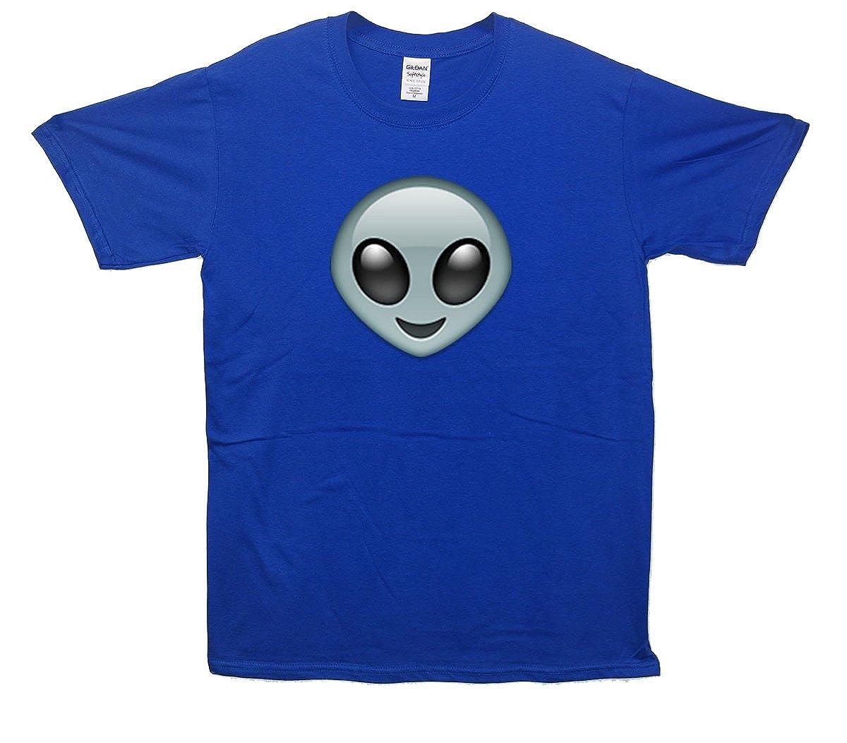Alien Emoji T-Shirt