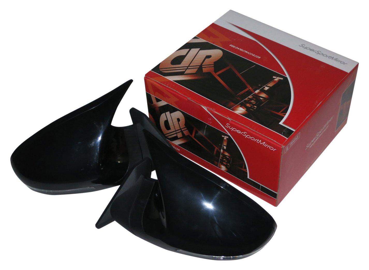 GTSミラー LED ブラック ミラー面電動調整 右ハンドル トヨタ ヴィッツ NCP/SCP10系 [1999~2005] SBMGTSBKALHR-1710 B0721SBSLC トヨタ ヴィッツ NCP/SCP10系 [1999~2005]|ブラック ブラック トヨタ ヴィッツ NCP/SCP10系 [1999~2005]