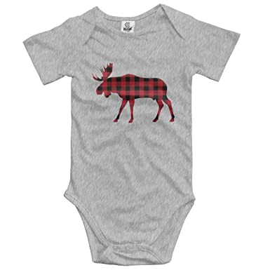 81b533092 Baby Climbing Clothes Set Long Haired Dachshund Bodysuits Romper Short  Sleeved Light Onesies Gray