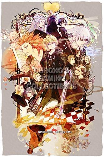 Kingdom Hearts CGC Huge Poster Glossy Finish 358/2 Days Nintendo DS - KHT001 (24