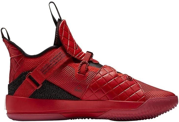 Día camisa Espíritu  Amazon.com | Nike Air Jordan Xxxii Mens Hi Top Basketball Trainers Aq8830  Sneakers Shoes (UK 6.5 US 7.5 EU 40.5, University red 600) | Basketball