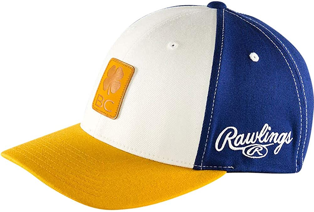 RAWLINGS Black Clover Heart of The Hide Traditional Curved Brim Hat