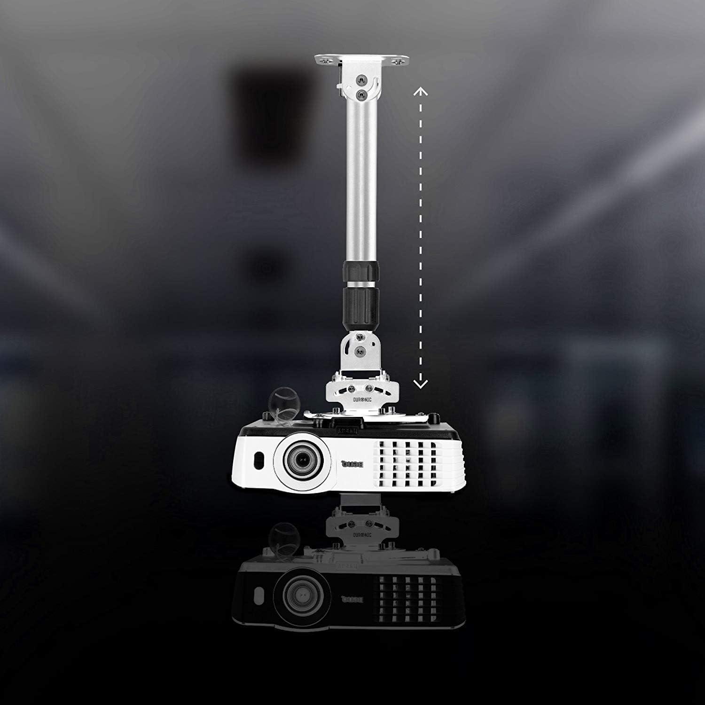 Duronic PB06XL Soporte para Proyector de Techo y Pared: Amazon.es ...
