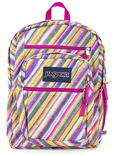 Jansport Big Student Backpack (Multi Texture S)