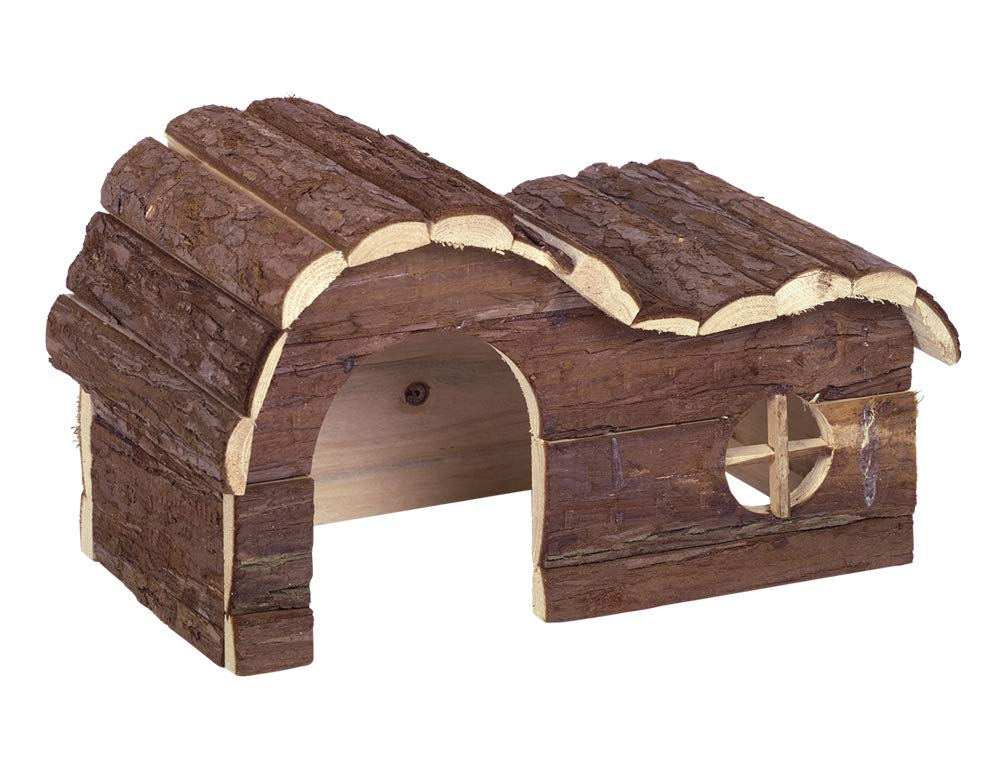 Nobby 25586 Woodland Sunny Rodent Wooden House