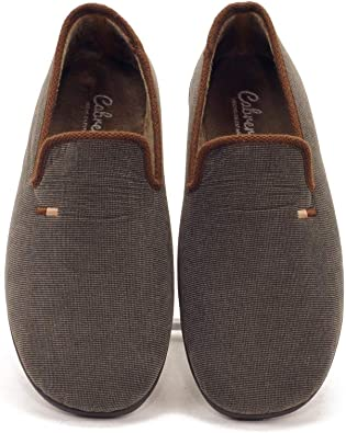 Cabrera - Zapatilla CASA para: Hombre: Amazon.es: Zapatos y complementos
