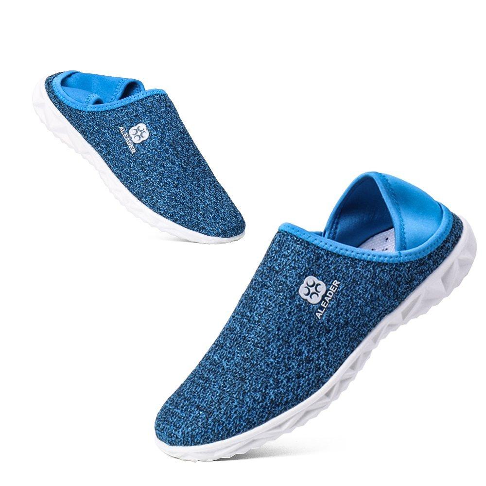 Aleader - Sandalias de Vestir para Hombre 40 EU|Azul