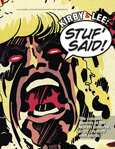 Kirby & Lee: Stuf' Said!: The complex genesis of the for sale  Delivered anywhere in USA