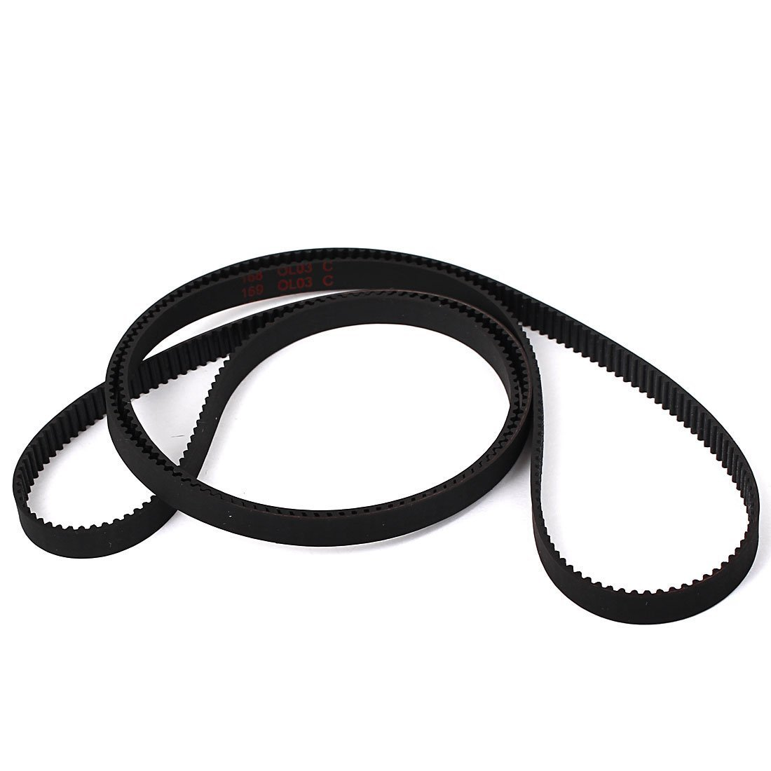 Uxcell a16031400ux0530 3D PRINTER 2GT-6 Ring Closure Timing Belt Closed 852mm Circumference, HSS