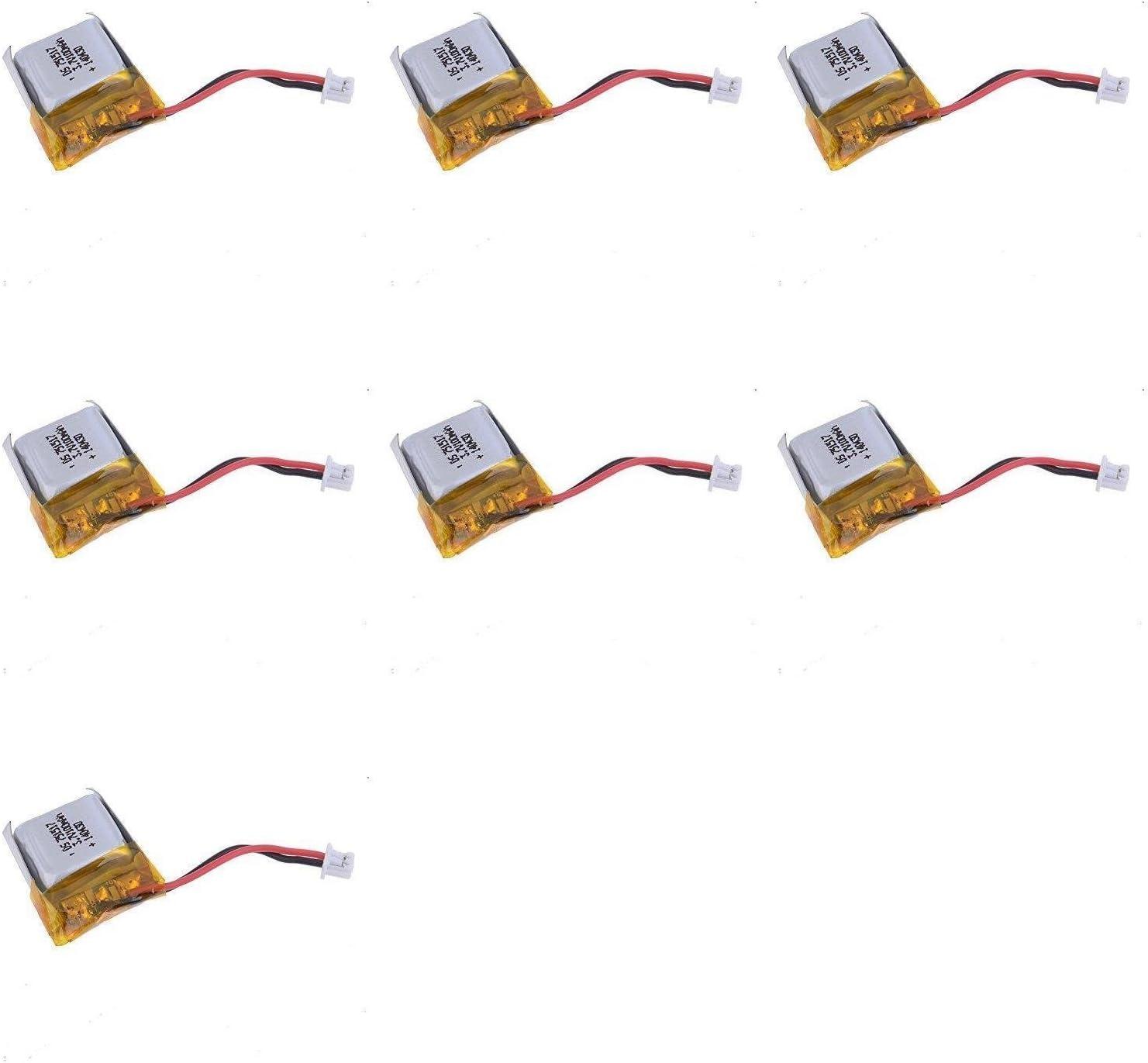 7 x Quantity of Estes Proto-X Li-Po Battery Power Pack 3.7v 100mAh: Amazon.es: Hogar