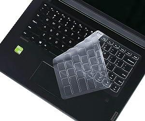 "Keyboard Cover for 14 Inch Lenovo Flex 14, Yoga C940 C930 920 13.9"" 14"" | Yoga 720 720S 730 13.3"" | Yoga 720 12.5"" |Ideapad 720s 13"" 14"" (Thin-TPU)"