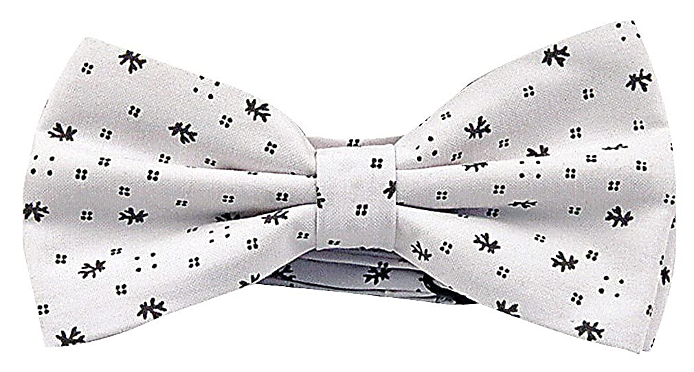 Celino Men Cotton Eclectic Patterns /& Colors Fashionable Butterfly Bow Ties PM21 One Size
