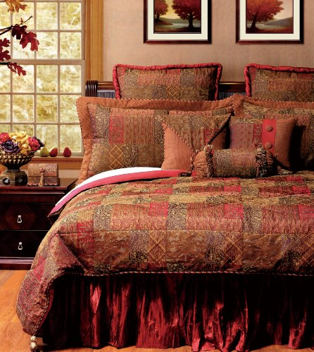 Jennifer Taylor 4 Pcs Comforter Set, CARAVAN Collection