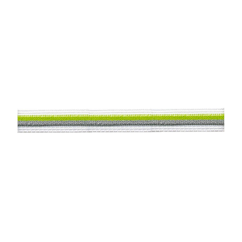 S.I.C. ストライプパイルテープ C/#21 ホワイト×イエローグリーン×チャコール 1反(30m) SIC-1202   B07LG3VYF2